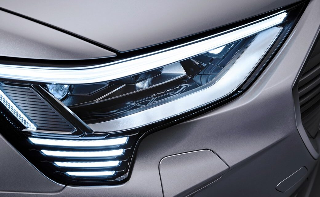 Luces Digital Matrix LED de Audi: ¿funcionan?