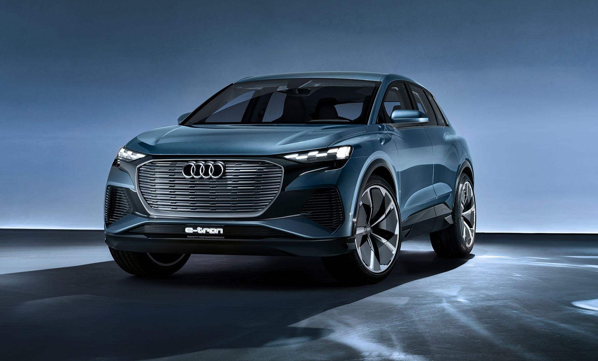 Audi Q4 e-tron concept estará en Costa Rica en 2022