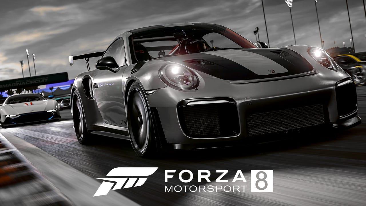 Tráiler de Forza Motorsport muestra gráficos impresionantes