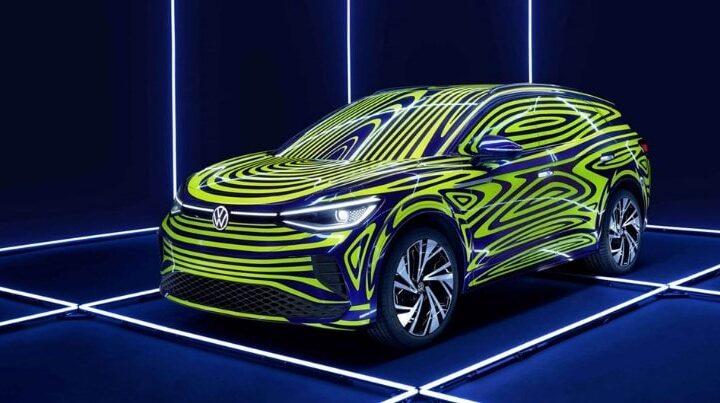 Volkswagen ID.4: VW comienza la producción de SUV eléctricos