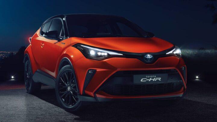El Toyota C-HR 2020 tiene 5 características de canje