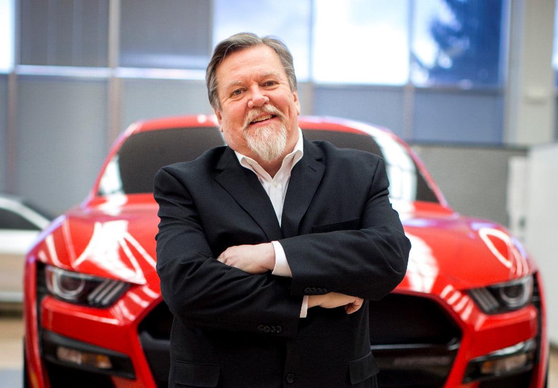 El diseñador de Ford GT y Mustang deja Ford