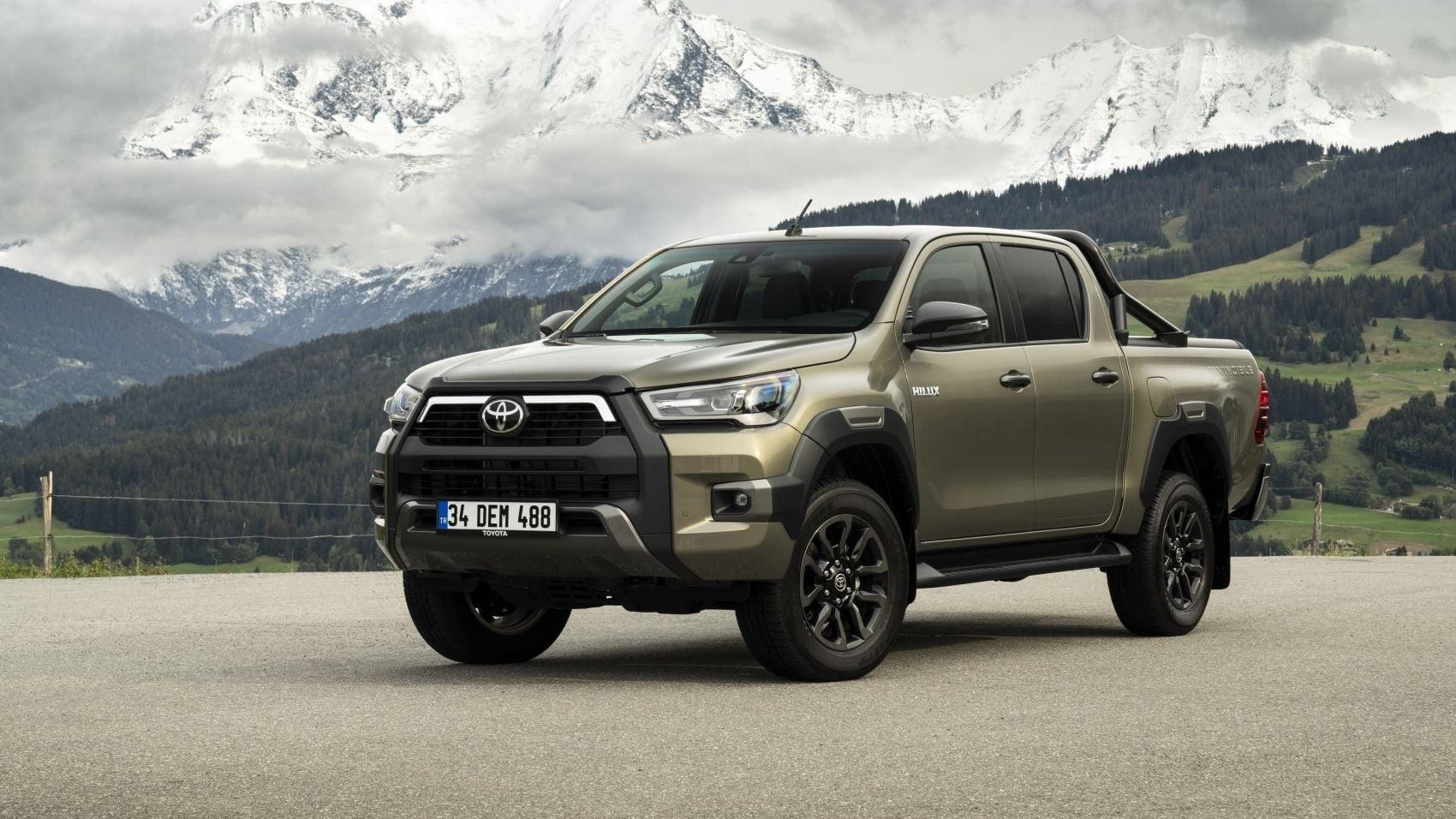 Ficha Técnica Toyota Hilux 2020