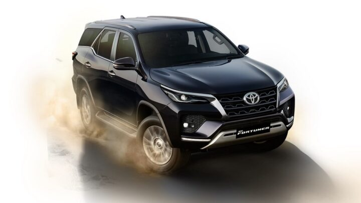 Toyota Fortuner Hybrid 2022