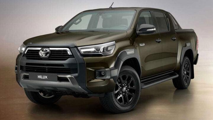 Toyota Hilux Hybrid 2022