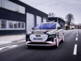 Audi Q4 E Tron 2022 debutara con un head up display