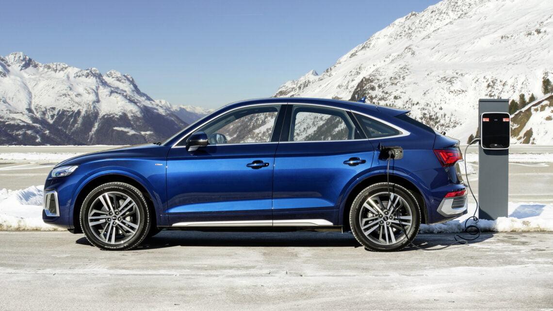 Audi Q5 Plug-In Hybrid 2022