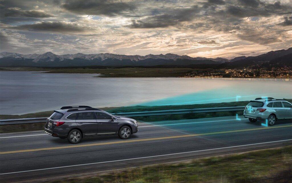 ¿Cómo funciona Subaru EyeSight?