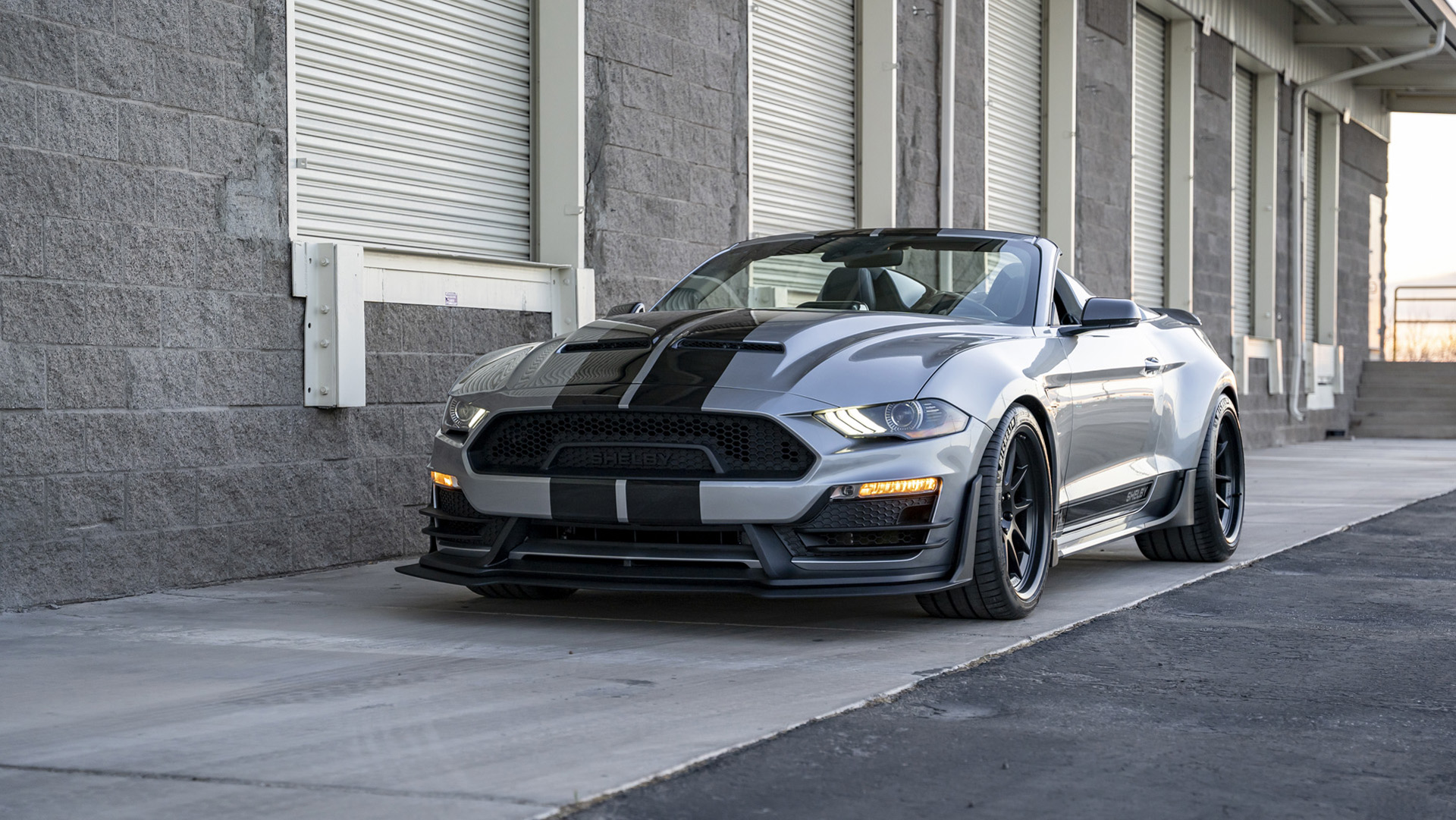 Ford Shelby  2021