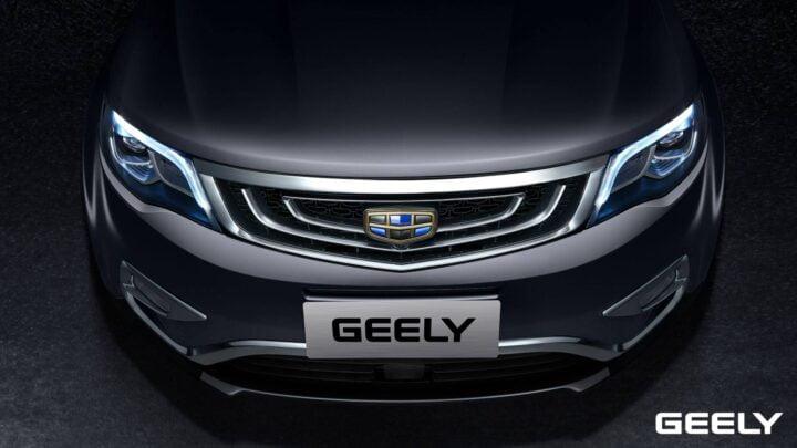 Geely lanza nueva marca para autos eléctricos premium