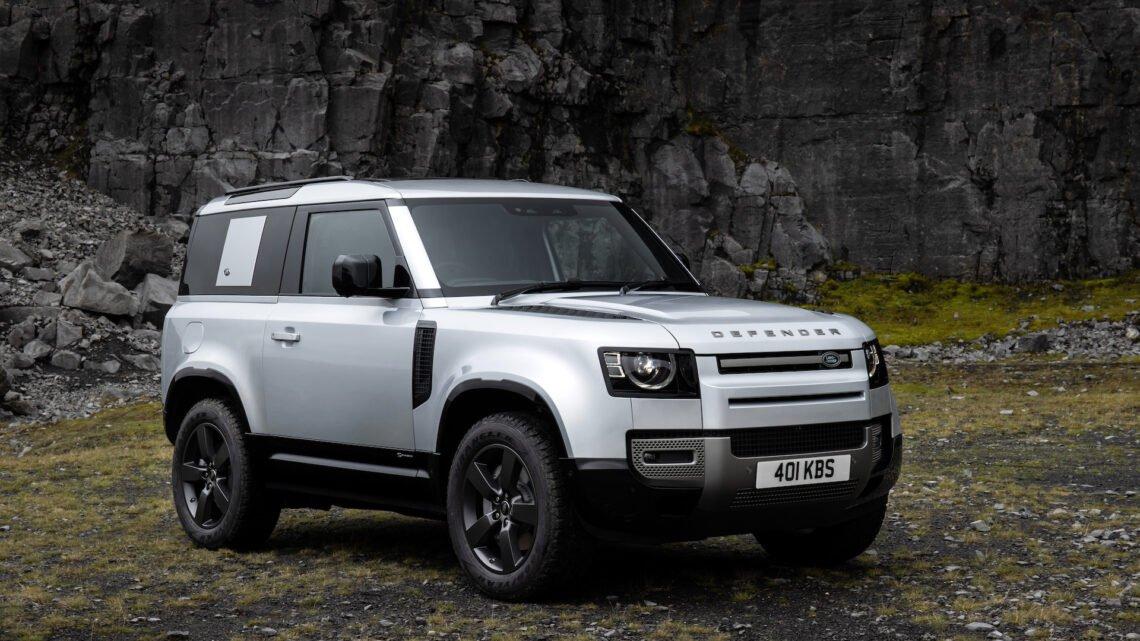 Land Rover Defender ampliado