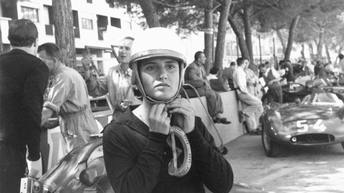 María Teresa de Filippis: la primera mujer en correr en la Fórmula 1