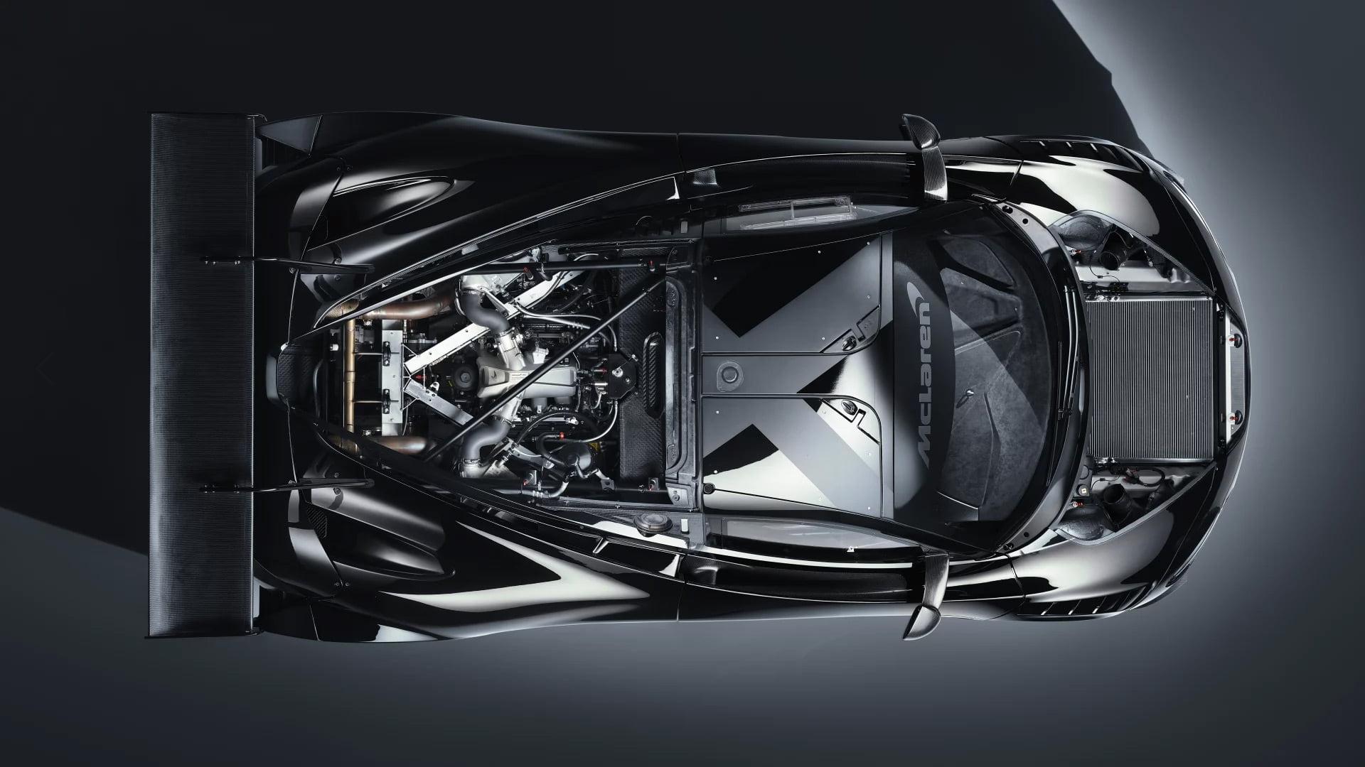 McLaren GT3X