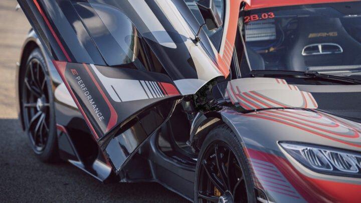 Mercedes-Benz AMG presenta la marca E Performance