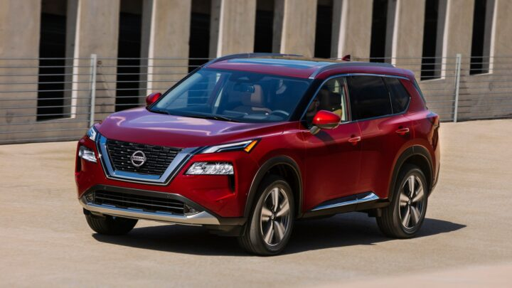 Nissan Pathfinder Hybrid 2022