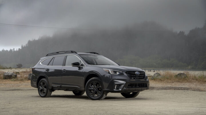 Subaru prepara un Outback más resistente