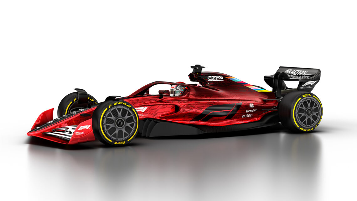 Un solo auto de Fórmula 1 vale más que una flota de Ferrari
