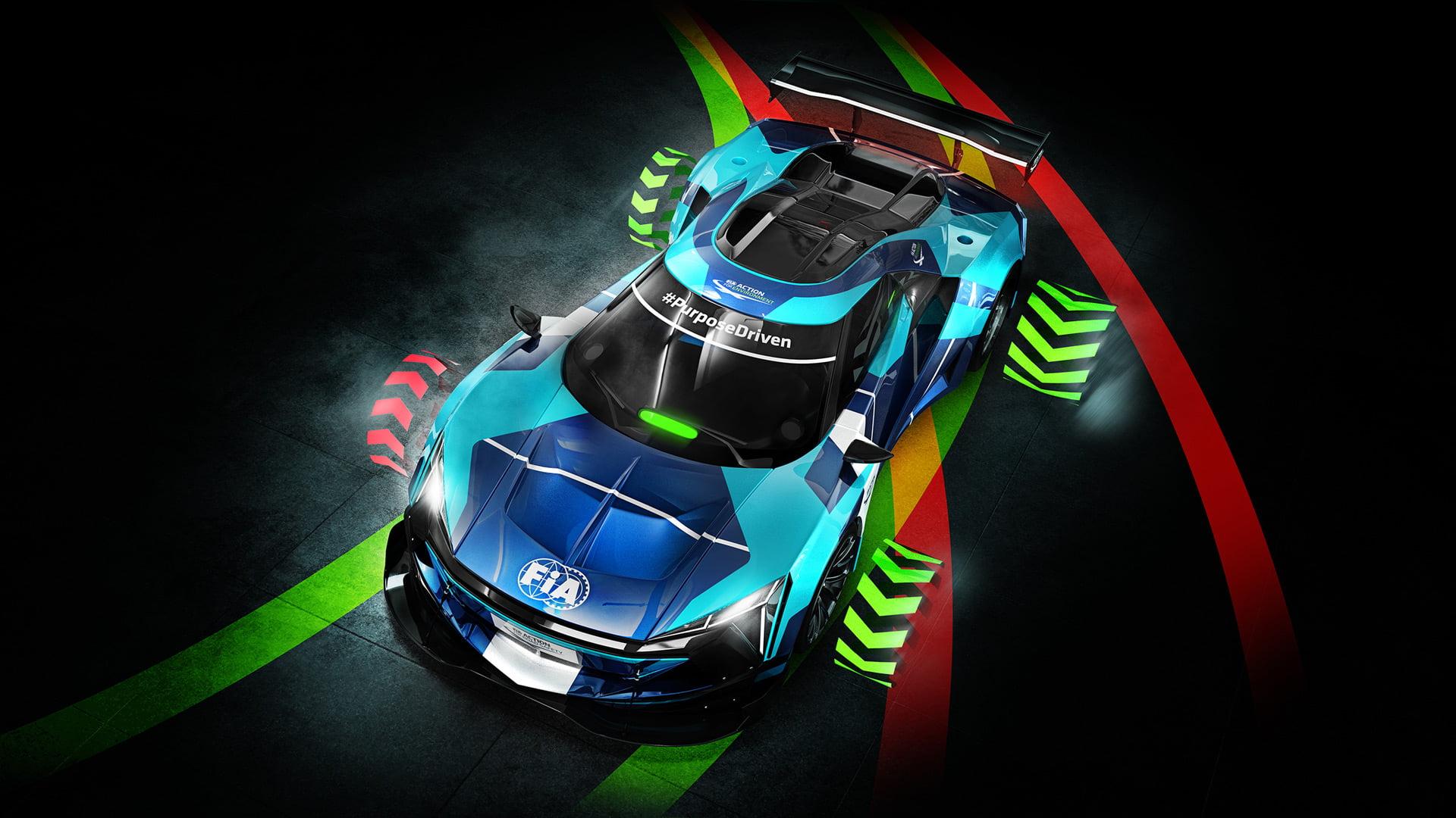 Carreras de GT eléctricos llegan gracias a la nueva categoría de la FIA