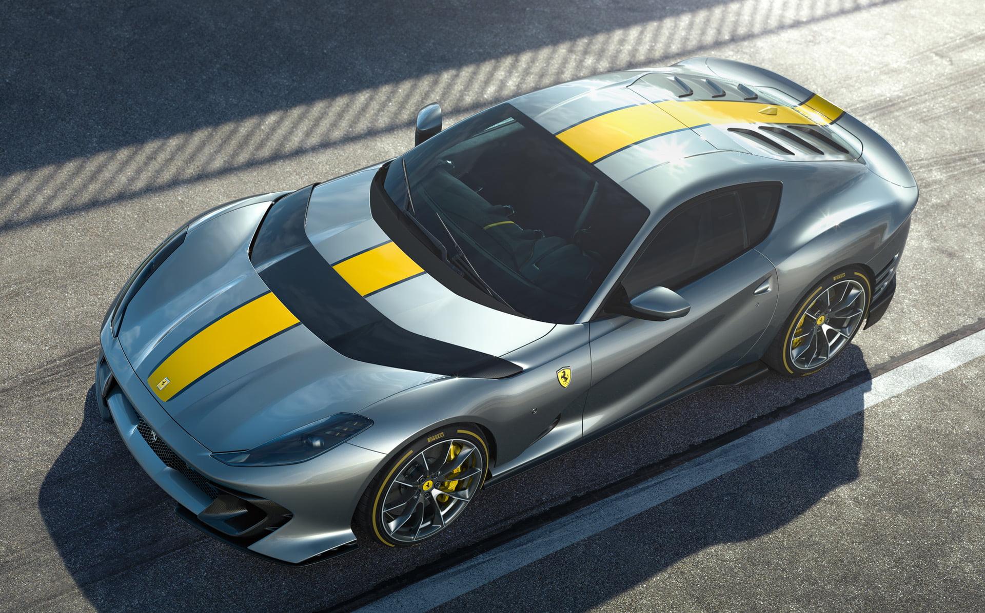 Edición especial Ferrari Hardcore 812 Superfast