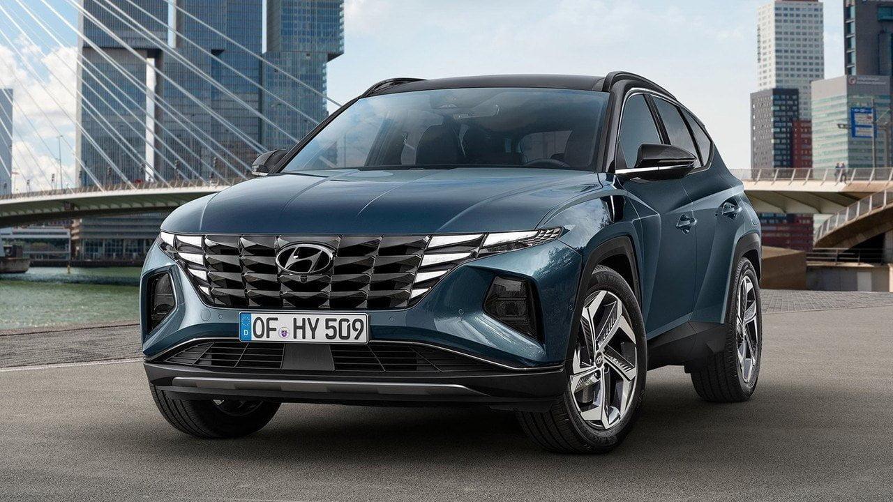 Ficha Técnica Hyundai Tucson 2021