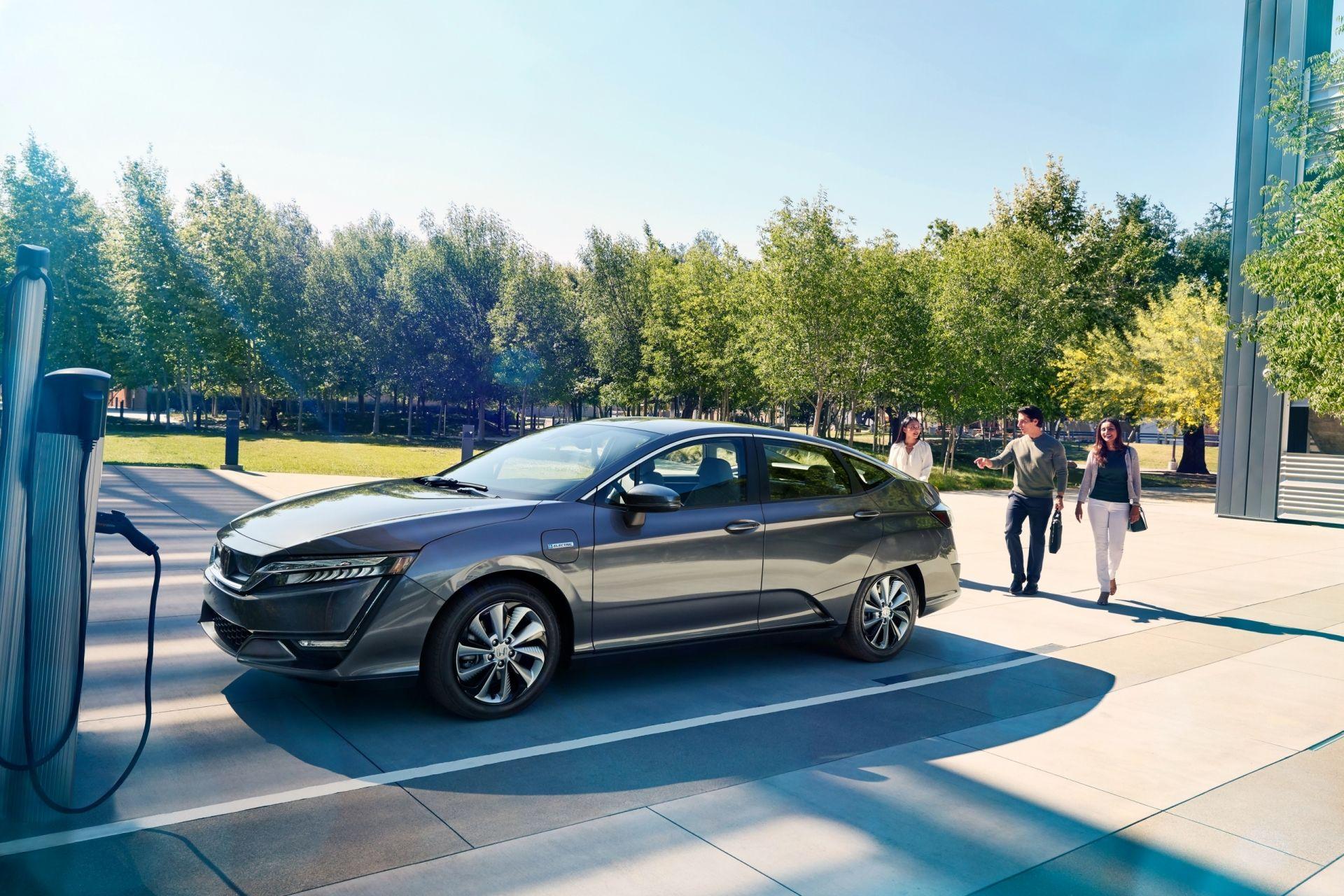 Honda será completamente eléctrico para 2040