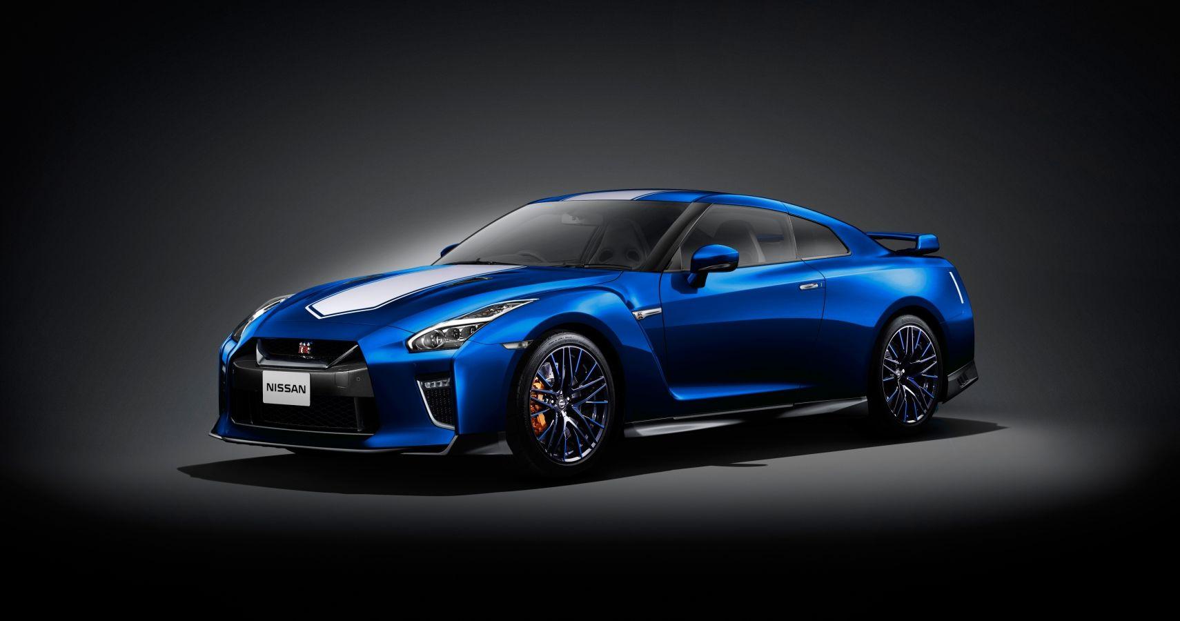 Nissan GT-R Hybrid 2022