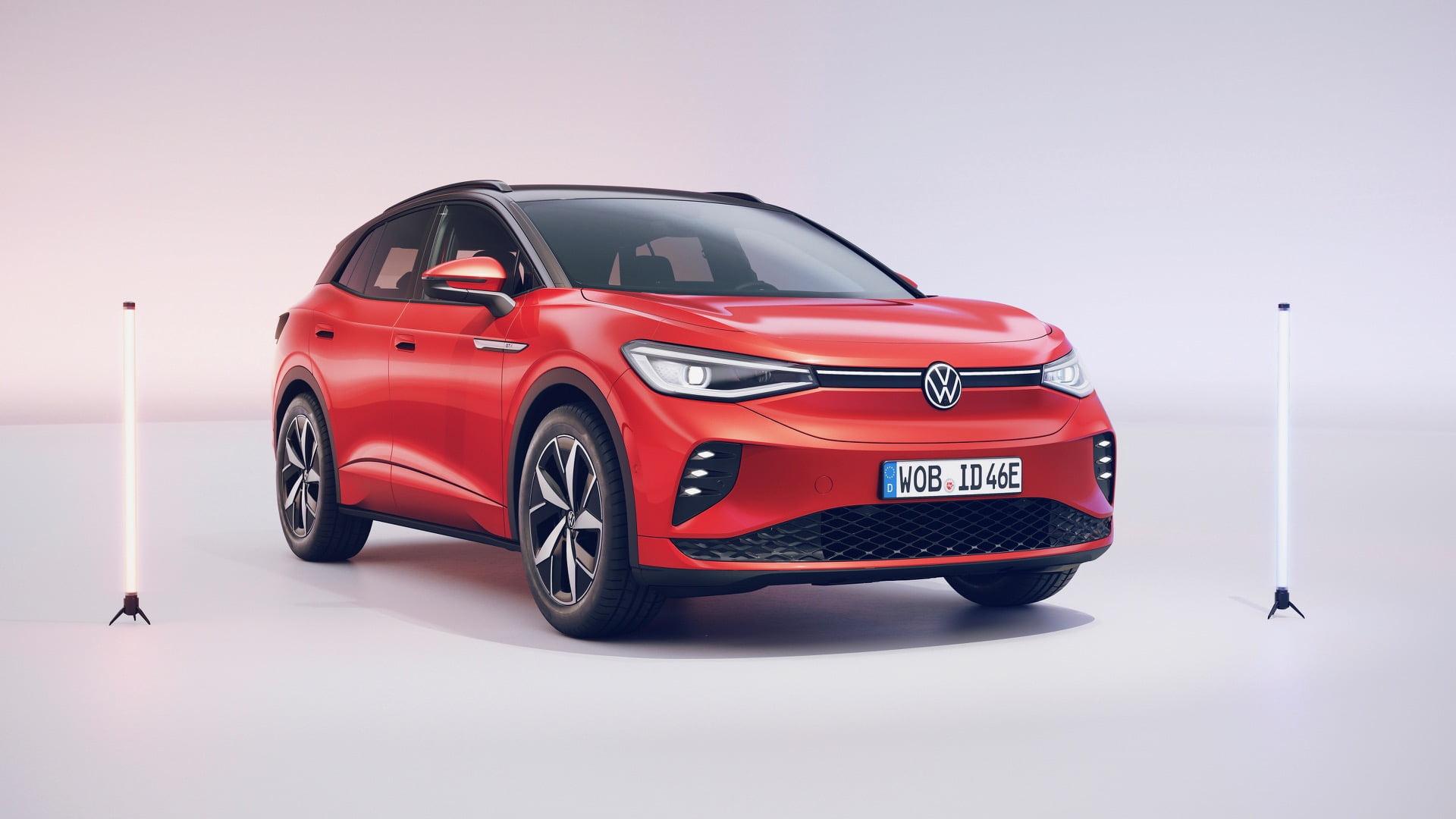 Se revela VW ID.4 con tracción total