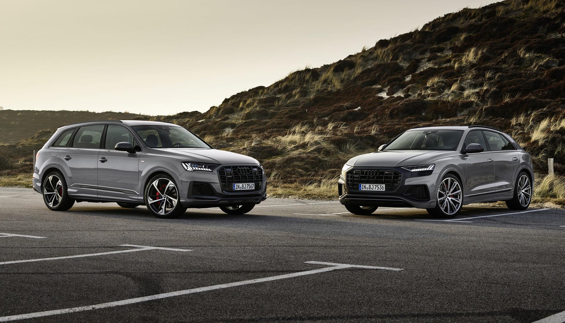 Audi Q7 y Q8 2022 generan modelos Competition Plus