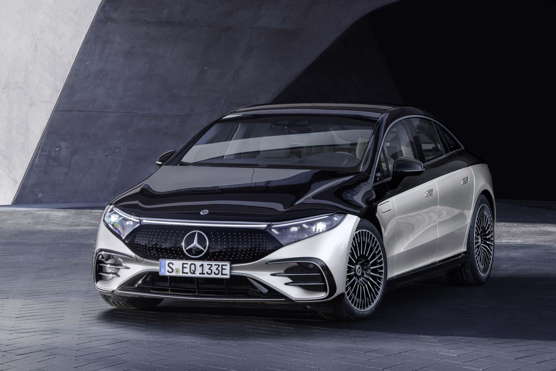 Comienza producción del auto eléctrico dedicado de Mercedes-Benz