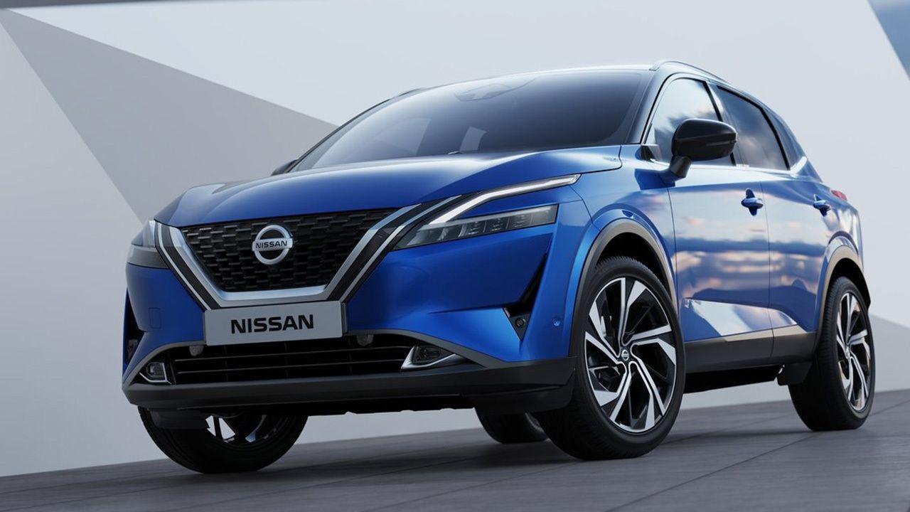 Ficha Técnica Nissan Qashqai 2021