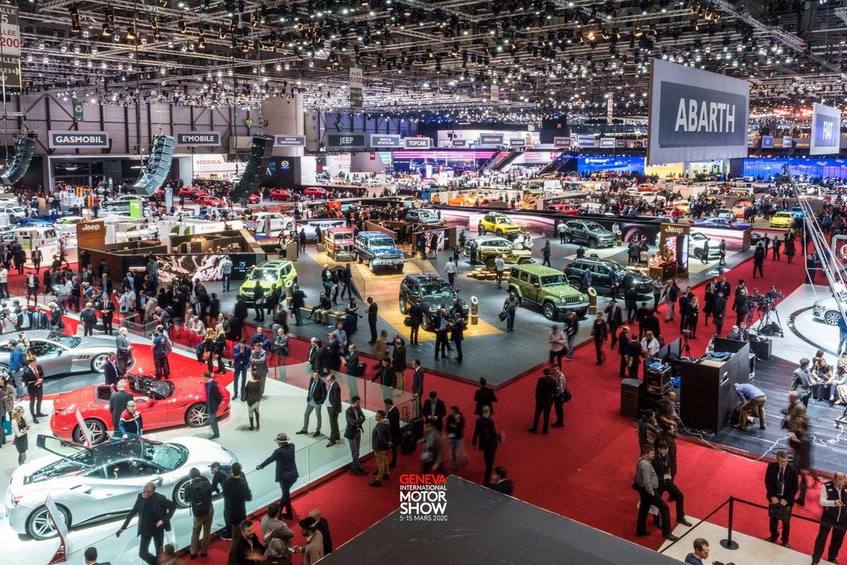 Vuelve el Salón Internacional del Automóvil de Ginebra para 2022