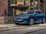 Audi E-Tron 2023 viene con un aumento de rango importante