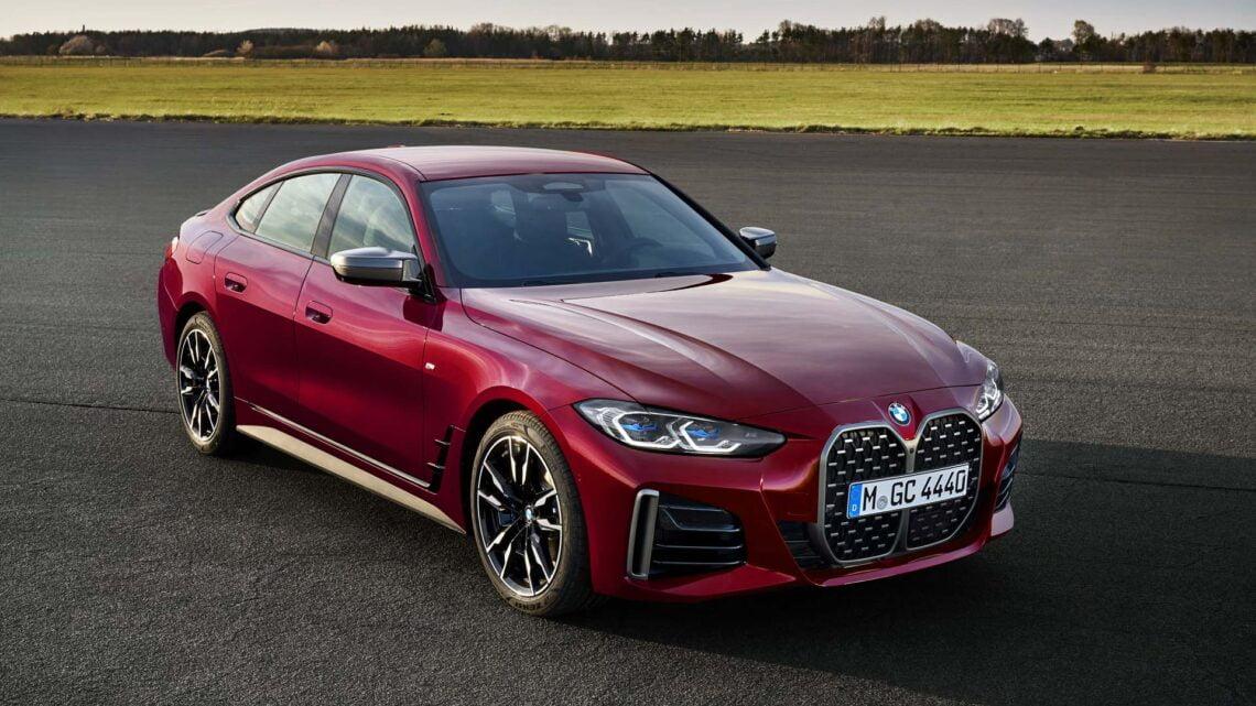 BMW Gran Coupé Serie 4 2022