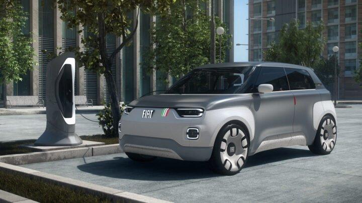 Fiat completamente eléctrico para 2030
