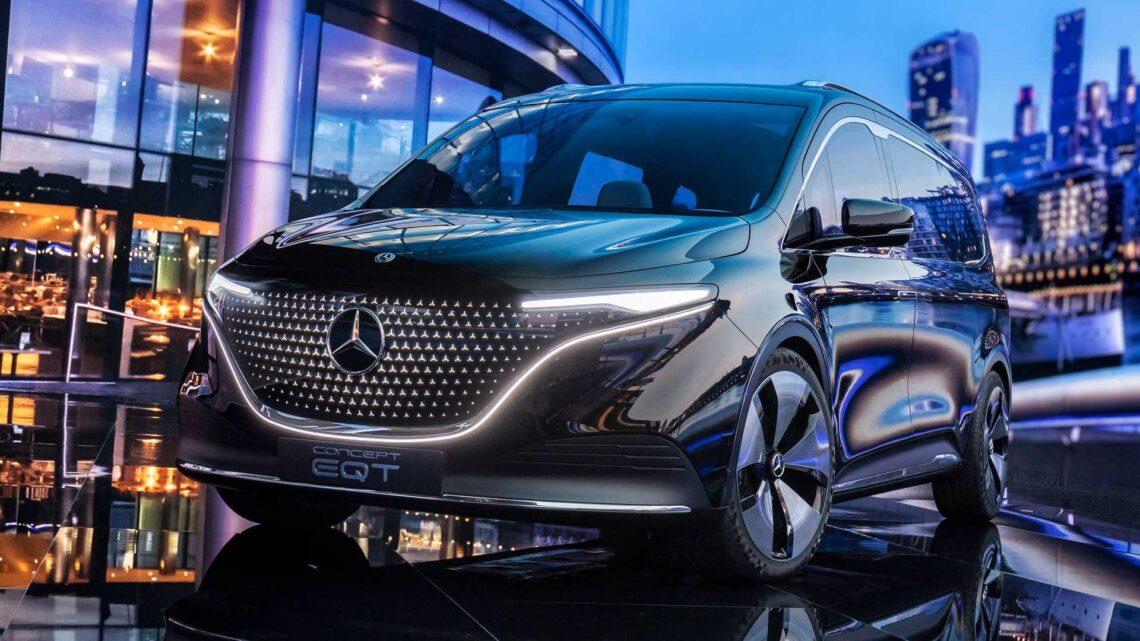 Mercedes-Benz EQT 2022