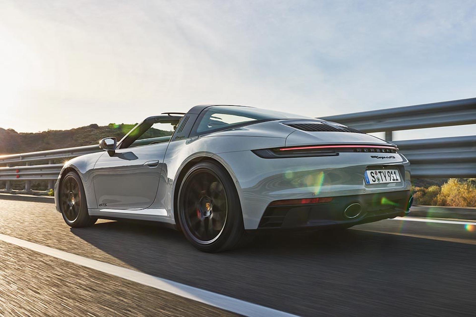 Porsche  2022