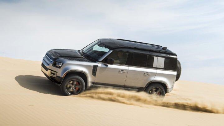 Siguiente Land Rover Defender y Discovery no compartirán plataformas