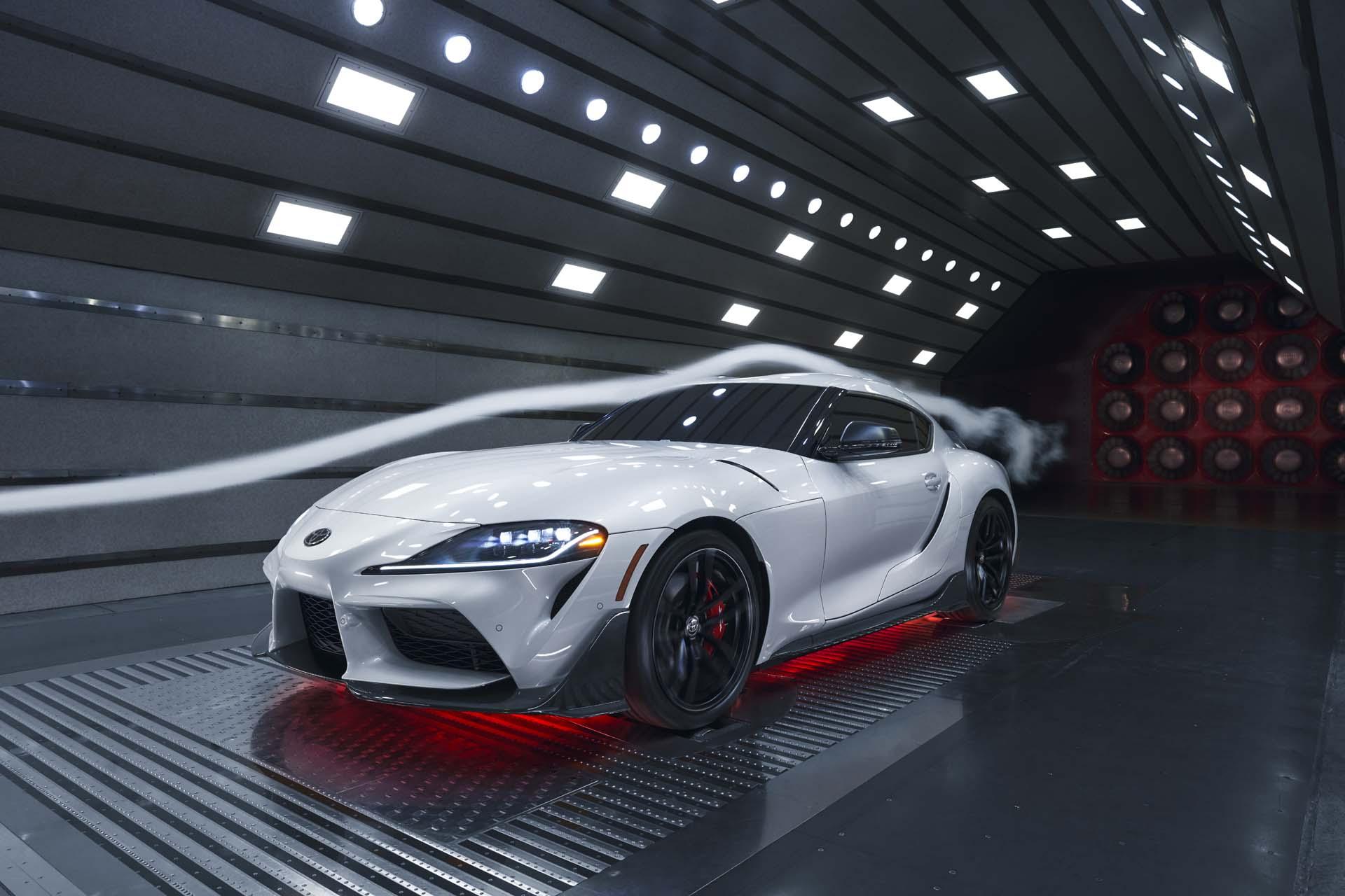 Toyota Supra 2022