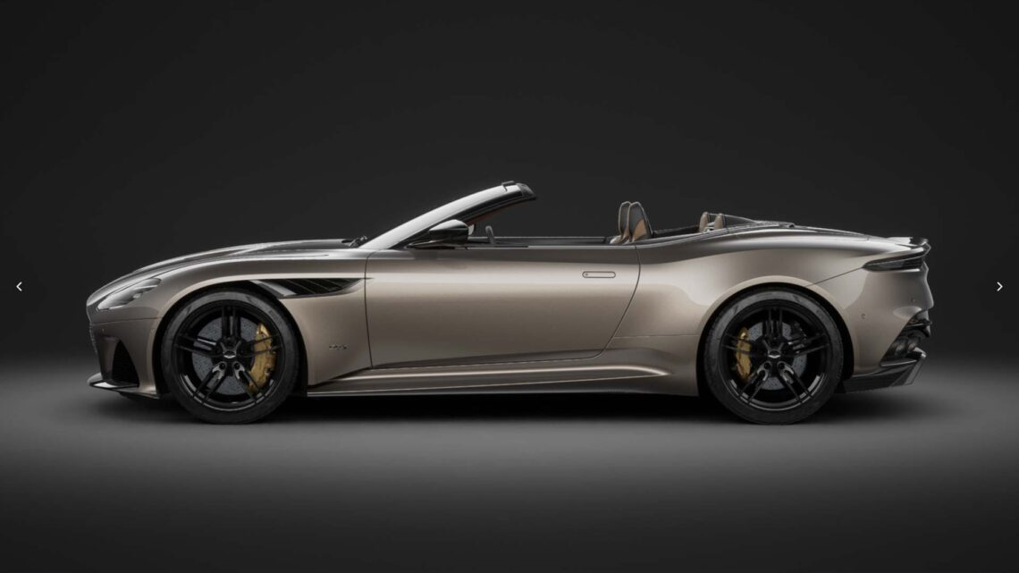 Aston Martin anuncia actualizaciones para 2022