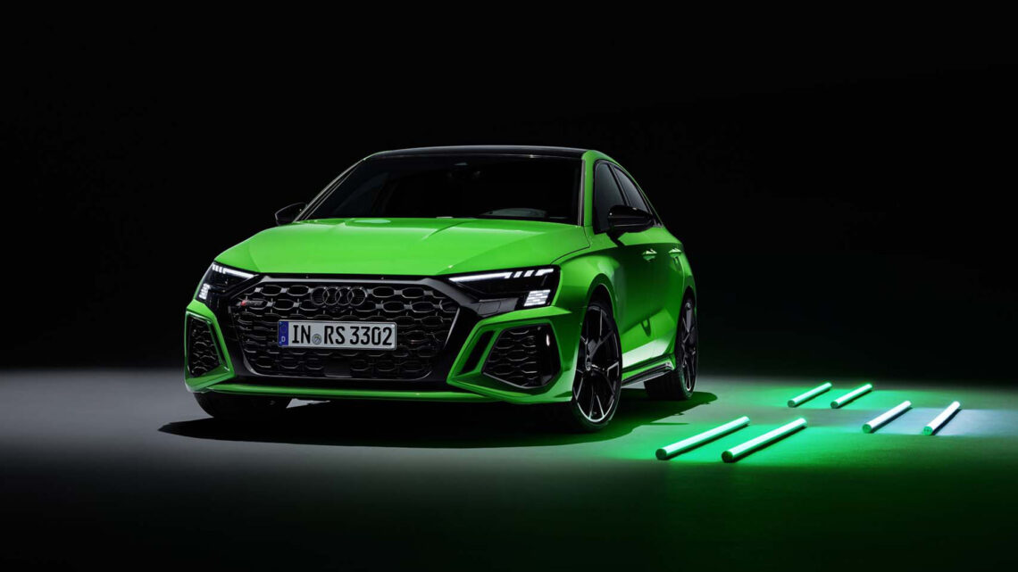 Audi RS 3 2022