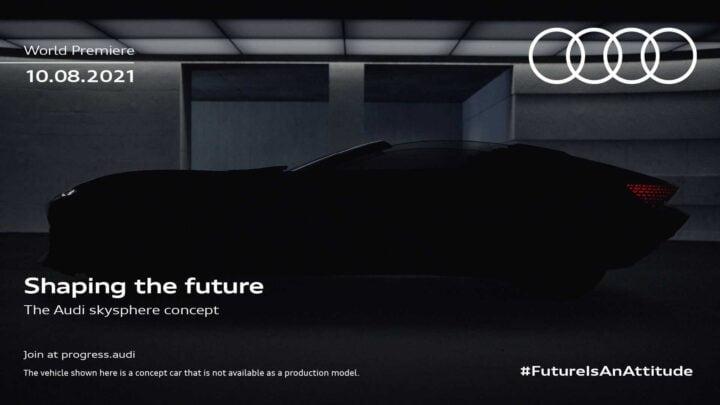 Audi ofrece vista previa del Sky Sphere