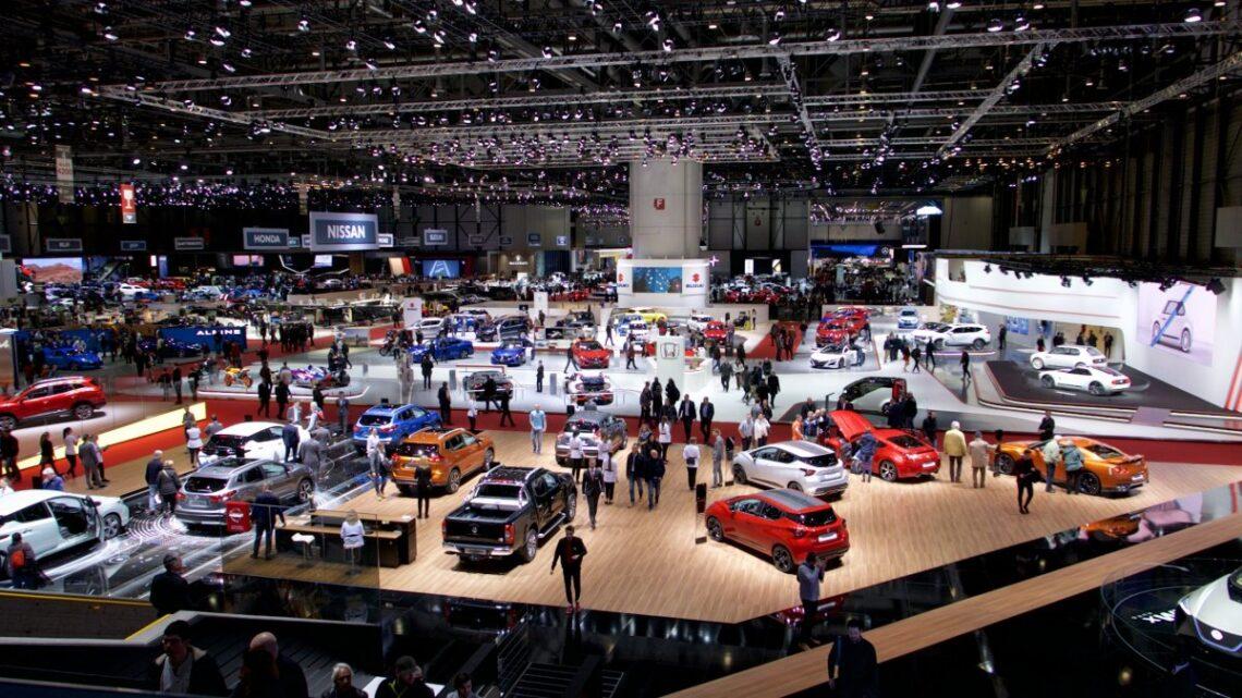 El salón del automóvil de París volverá en 2022