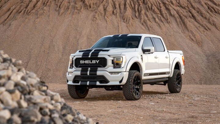 Ford Shelby F-150 2021
