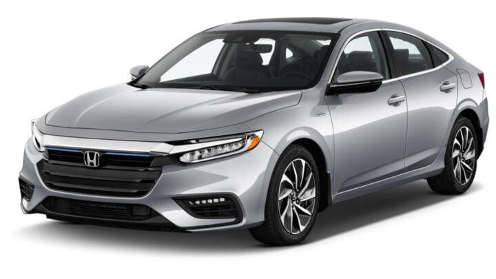 Honda Insight 2022