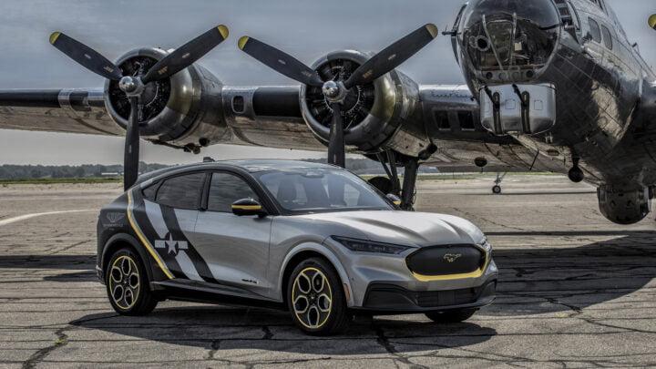 Mustang Mach-E 2021 Especial