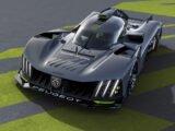 Peugeot revela el 9X8 para la clase Le Mans Hypercar