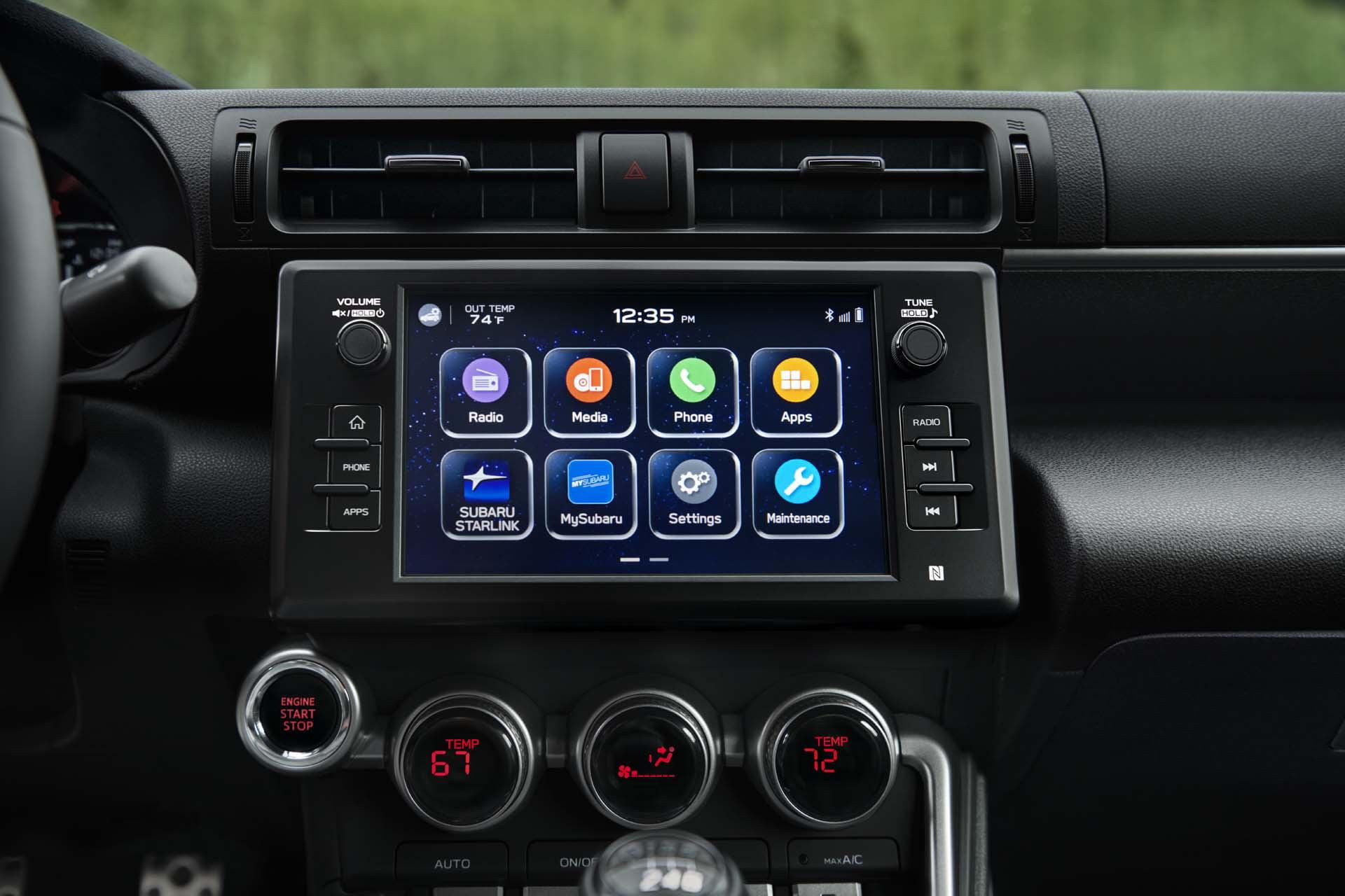 2022 Subaru