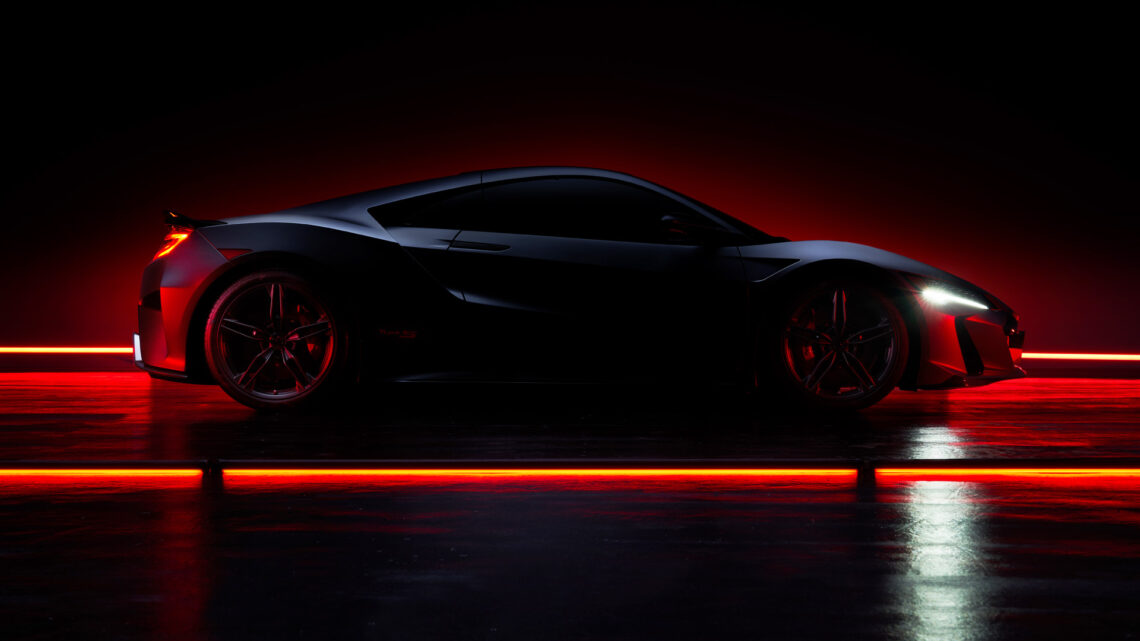 Acura NSX Type S 2022