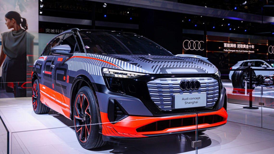 Audi Q5 E-Tron 2022