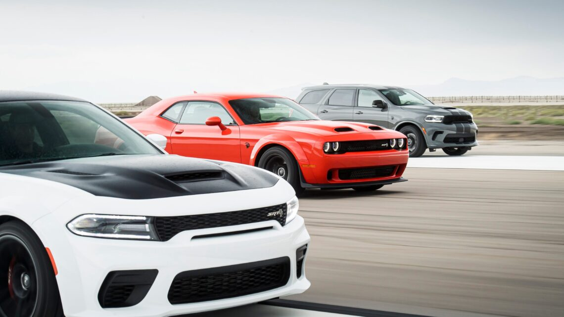 Dodge plug-in hybrid llegará en 2022